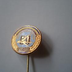 insigna aviatia civila romana 1920-1980 RSR romania de colectie hobby