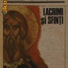 Emil Cioran - Lacrimi si sfinti, Humanitas, 1991