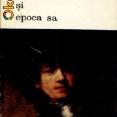 2 carti R.Avermaete-Rembrandt si epoca sa;J.Rosenberg-Rembrandt-viata si opera -2 volume-ed Meridiane-Biblioteca arta (B1239-B2143)) - Carte Istoria artei