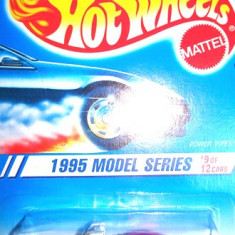 HOT WHEELS --POWER PIPES ++1799 DE LICITATII !!