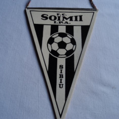 Fanion fotbal SOIMII IPA SIBIU