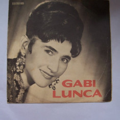 GABI LUNCA  , VINIL