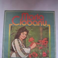 MARIA CIOBANU - PLAIURILE GORJULUI