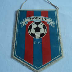 Fanion fotbal CS TARGOVISTE