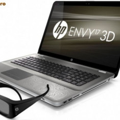 Vand laptop HP envy 17 3D, Intel Core i7, 8 Gb, Mai mare de 1 TB