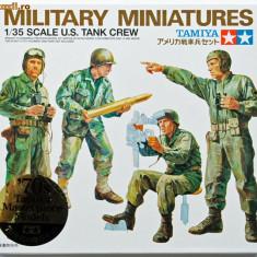 + Macheta 1/35 Tamiya 35004 - US Tank Crew +