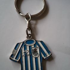 Breloc fotbal Real Sociedad fc espana echipa spania fan sport de colectie