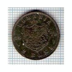 125 Moneda 2 BANI 1879 B -starea care se vede -ceva mai buna decat scanarea - Moneda Romania