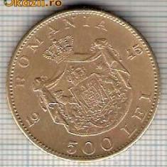 103 Moneda 500 LEI 1945 -starea care se vede -ceva mai buna decat scanarea - Moneda Romania