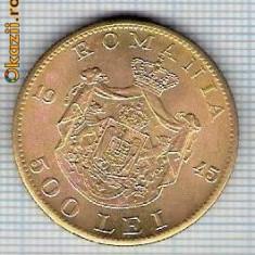 168 Moneda 500 LEI 1945 -starea care se vede -ceva mai buna decat scanarea - Moneda Romania