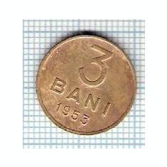 132 Moneda 3 BANI 1953 -starea care se vede -ceva mai buna decat scanarea - Moneda Romania