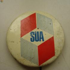 Insigne S U A (2 buc.) - Insigna