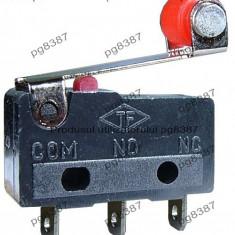 Limitator cu rola, 23x20x6mm - 125230