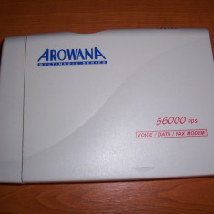 MODEM AROWANA, VOICE DATA FAX MODEM 56000 bps - Modem PC