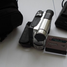 Camera video Panasonic, Mini DV