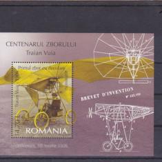 Centenar Vuia Nr lista 1713 an 2006., Nestampilat