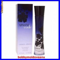 PARFUM DAMA GIORGIO ARMANI CODE 100ML - Parfum femeie Armani, Apa de parfum
