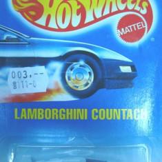 HOT WHEELS --LAMBORGHINI COUNTACH ++1799 DE LICITATII !! - Macheta auto Hot Wheels, 1:64