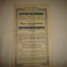 Obligatiune 1914