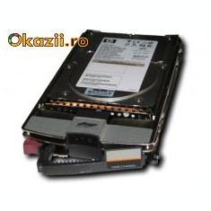 HDD HP 72.8GB, 15000RPM, Fibre Channel 40 PIN 2 GBIT, Model BF07255B2C