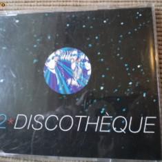 U2 discotheque radio edit cd disc single muzica pop rock editie vest island 1997