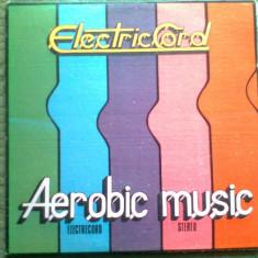 Aerobic music orchestra electrecord disc vinyl lp muzica pop dance disco funk, VINIL