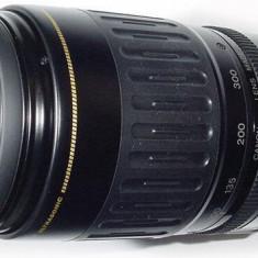 OBIECTIV CANON EF 100-300 mm f4.5-5.6 USM - Obiectiv DSLR Canon, Tele, Autofocus, Canon - EF/EF-S