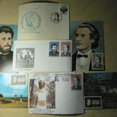 LOT TREI PLICURI SI PATRU MAXIME - EMINESCU - CREANGA