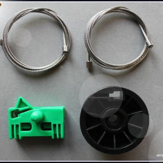 Kit reparatie macara geam actionat electric Citroen Xantia X2 Facelift(pt an fab.'98-'03)fata stanga