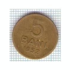 305 Moneda 5 BANI 1952 -starea care se vede -ceva mai buna decat scanarea - Moneda Romania
