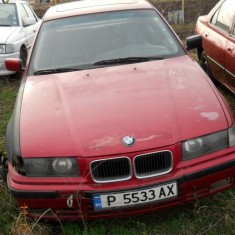 Dezmembrez piese bmw 325 td an 1994 diesel - Dezmembrari BMW