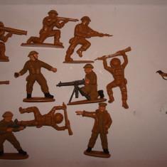 SOLDATI SCARA 1/35 DIN WW2 -LOT DE 11 FIGURINE!!!! - Miniatura Figurina