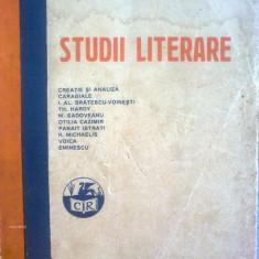 G Ibraileanu - Studii literare - Studiu literar