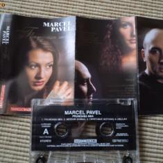 Marcel pavel frumoasa mea album caseta audio muzica pop usoara, Casete audio