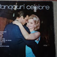Tangouri celebre disc vinyl lp vol diferite lot colectie Muzica Pop electrecord tango latino, VINIL