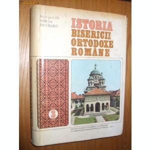 ISTORIA BISERICII ORTODOXE ROMANE  vol. 3  -- Mircea Pacurariu  [ 1961 ]