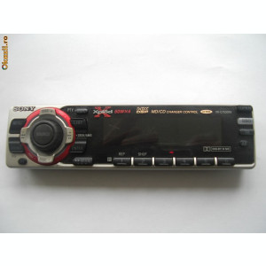 Fata cd auto SONY explod XR-C7500RX