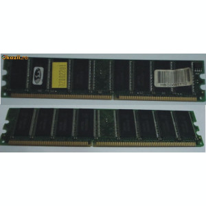 Memorie DDR RAM --- DDR-333 (PC 2700)  256 Mb SAMSUNG