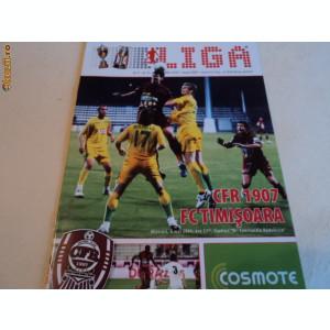 Program fotbal CFR Cluj - POLI Timisoara 06.05.2009