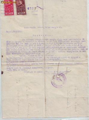 A82 Acte Incheiere Judecatoria Oradea 1930 foto