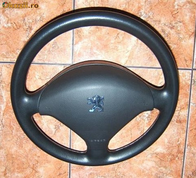 Volan +airbag Peugeot 307 , SW , CC   2001-2007 foto