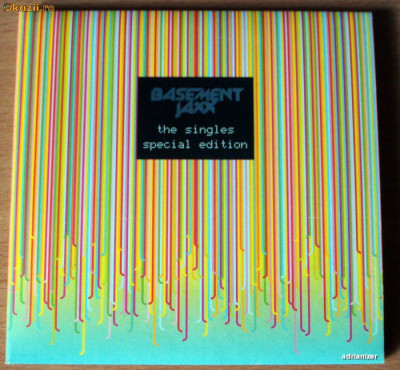 Basement Jaxx - The Singles (2 CD Special Edition) foto