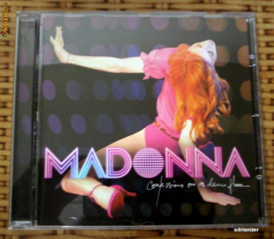 Madonna - Confessions On A Dance Floor CD foto