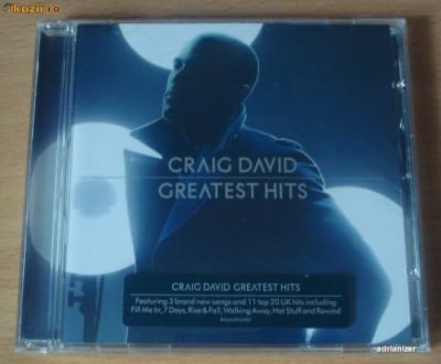 Craig David - The Greatest Hits foto