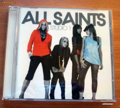 All Saints - Studio 1 foto