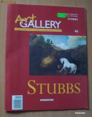 Art Gallery numarul 48 - George Stubbs foto