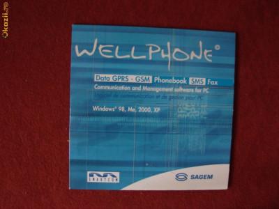 wellphone sagem