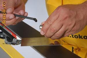 Ceara reparatie TOKO P-Tex Cofix Graphite Repair Candle Ski snowboard foto
