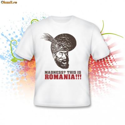 Tricou This is Romania foto