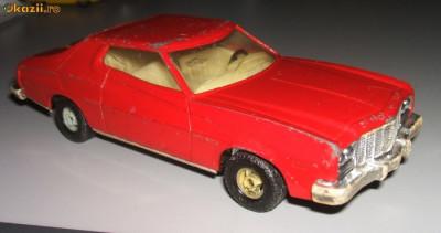 Ford Gran Torino - Corgi foto